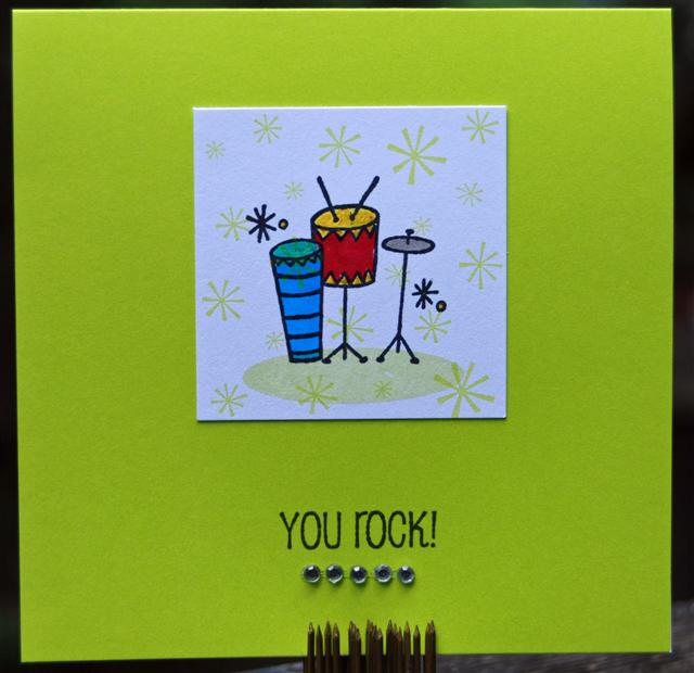 Geeta's card