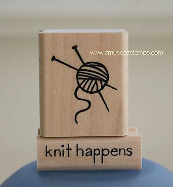 Knit happens