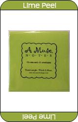 Clue card - lime peel